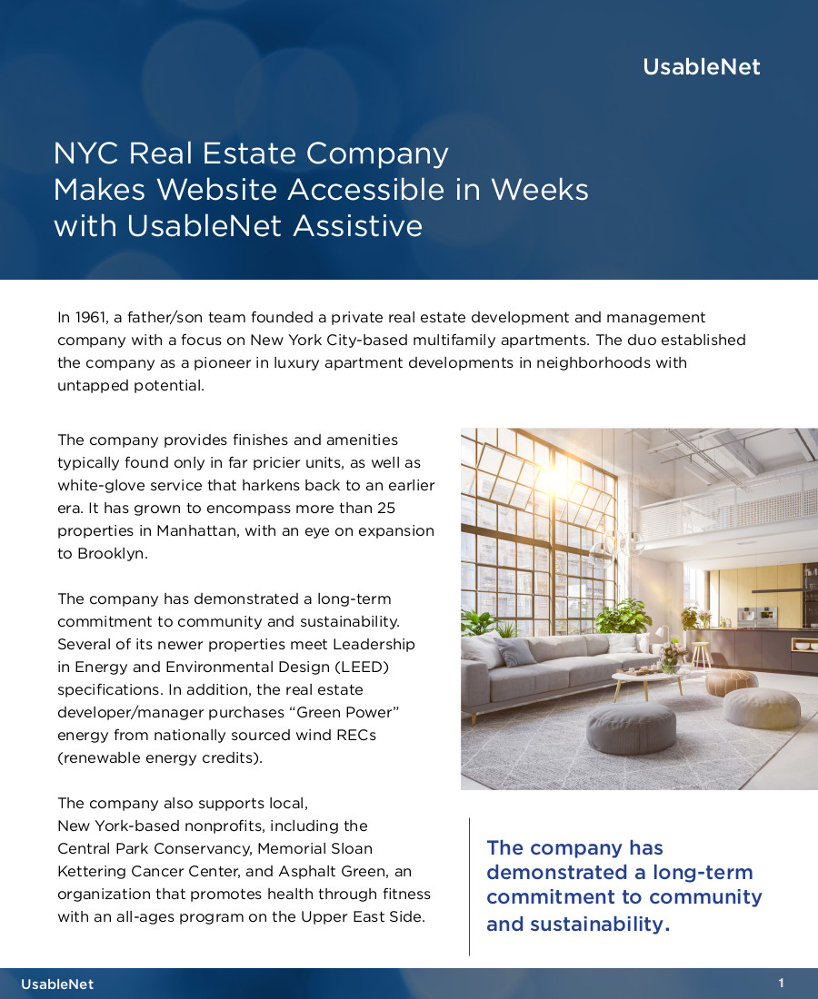 Usablenet_real estate management case study cover